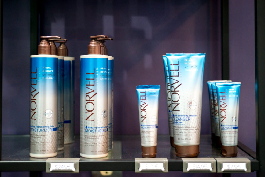 Norvell Moisturizers and pH Balancing Cleansers