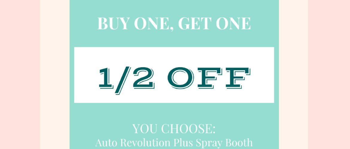 New Clients Buy One Get One Half Off