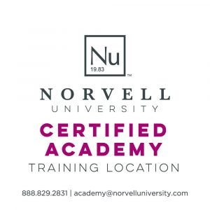 Spray Tan Training at SprayChic Norvell University Certified Academy Training for spray tanning now located at SprayChic Airbrush Tanning